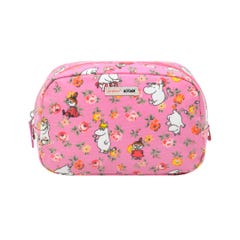 Moomins Linen Sprig Classic Cosmetic Case