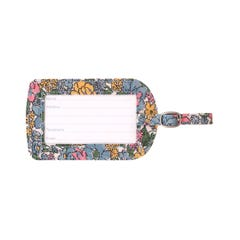 Vale Floral Luggage Tag