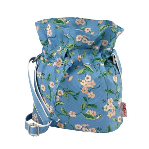 Forget Me Not The Hitch Bag Blue