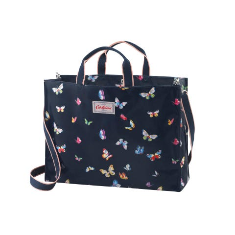 Butterflies Strappy Carryall