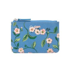 Forget Me Not Small Card & Coin Purse