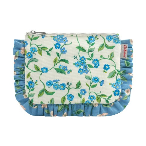 Forget Me Not The Frilly Pouch