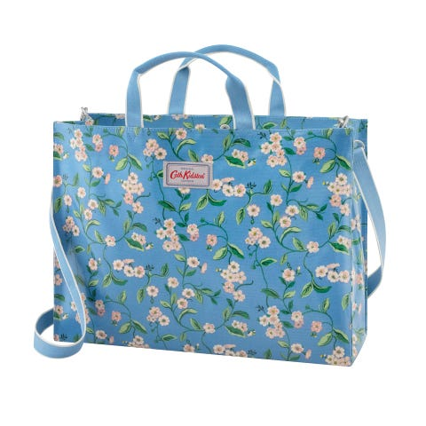 Forget Me Not Strappy Carryall