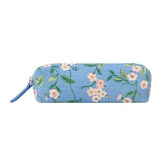 Forget Me Not Square Pencil Case