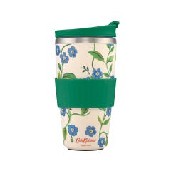 Forget Me Not Travel Cup