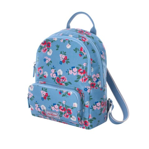 Summer Floral Small Backpack