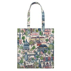 London View Cotton Bookbag