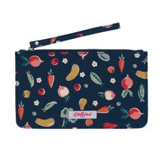 Baby Veg Single Wristlet Purse