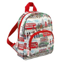 London Streets Kids Mini Rucksack with Chest Strap