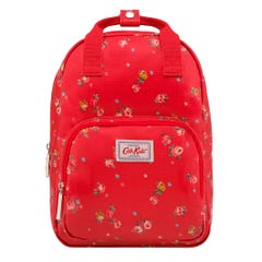 Wimbourne Ditsy Kids Medium Backpack with Chest Strap