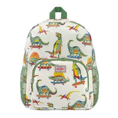 Skateboard Dino Kids Classic Large Rucksack with Mesh Pocket