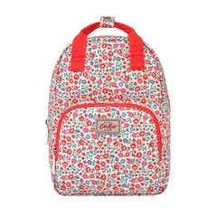 Ashbourne Ditsy Kids Medium Backpack with Chest Strap