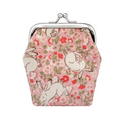 Jumping Bunnies Kids Mini Clasp Purse