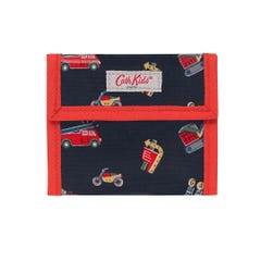 Garage Station Kids Folding Wallet