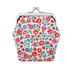 Ashbourne Ditsy Kids Mini Clasp Purse