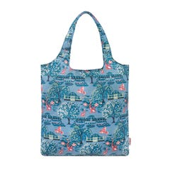 Botanical Garden Foldaway Shopper