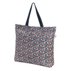 Mews Ditsy Small Large Foldaway Tote