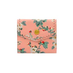 Mayfield Blossom Small Leather Medium Envelope Wallet