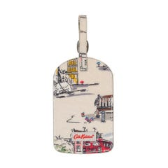 Billie Goes to Town Luggage Tag