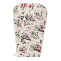Billie Goes to Town Double Oven Glove