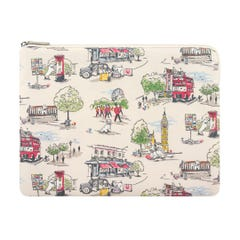 "Billie Goes to Town 13"" Laptop Sleeve"