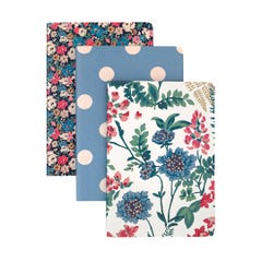 Twilight Garden Set of Three Notebooks