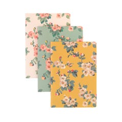 Mayfield Blossom Small Set of Three Notebooks
