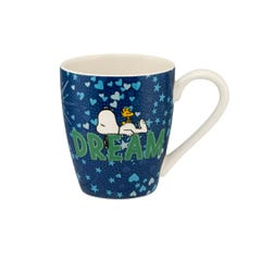 Snoopy Dream Midnight Stars Collectable Boxed Mug