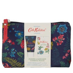 Twilight Garden Cosmetic Pouch with Hand Cream & Sanitiser