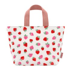 Sweet Strawberry Lunch Tote
