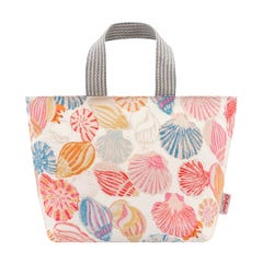 Seaside Shells Lunch Tote