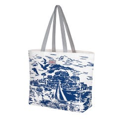 Harbour View Beach Tote