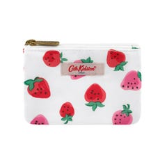 Sweet Strawberry Double Pocket Purse