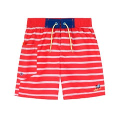 Summer Boat Kids Board Shorts