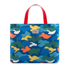 Camouflage Kids Lesson Bag