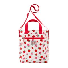 Sweet Strawberry Kids Shoe Bag