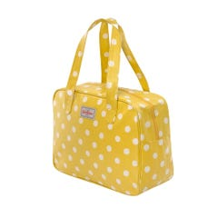 Button Spot Large Boxy Zip Bag Oc