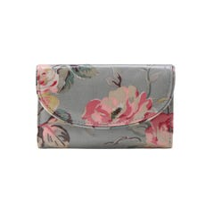Garden Rose Folded Curve Wallet