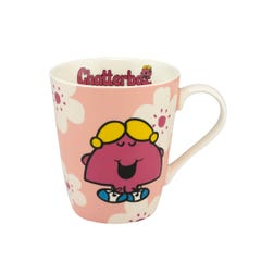 Little Miss Chatterbox Flowers Stanley Mug