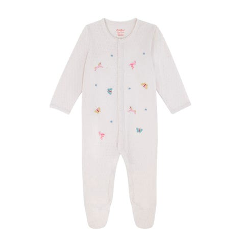 Fantasy forest Sleepsuit and Hat Set