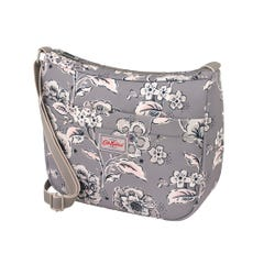 Chintz Flower Medium Zip Messenger