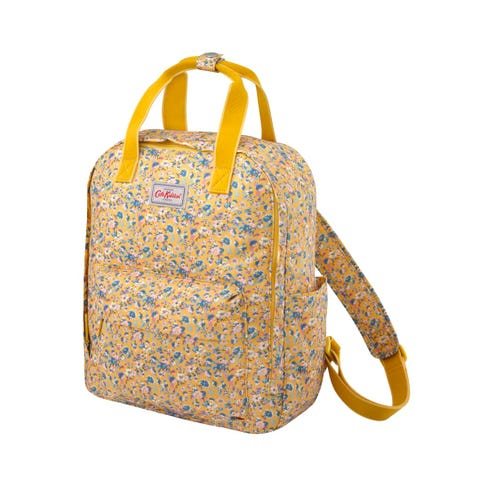 Woodland Ditsy Recycled Utility Backpack