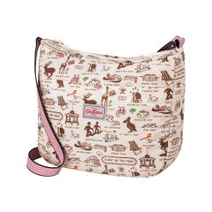 Small London Parks Foldaway Crossbody
