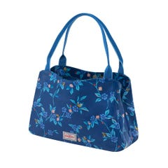 Greenwich Flowers Hobo Shoulder Bag
