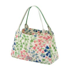 Painted Bluebell Hobo Shoulder Bag