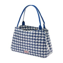 Houndstooth Hobo Shoulder Bag