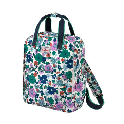 Petals Recycled Utility Backpack