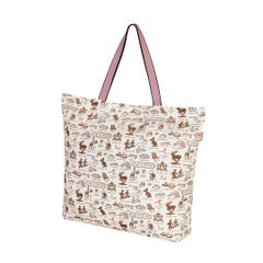 Small London Parks Large Foldaway Tote