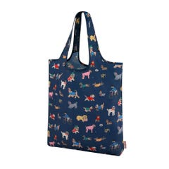 Small Park Dogs Foldaway Shopper