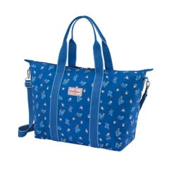 Greenwich Flowers Ditsy Foldaway Overnight Bag